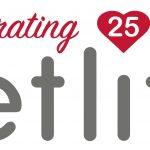 25th anniversary Logo one