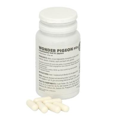 New Wonder Pigeon Pills