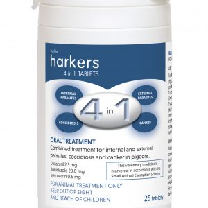 Harkers 4 in 1 Tablets