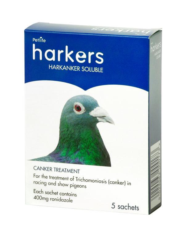 Harker Harkanker Soluble 5 sachets