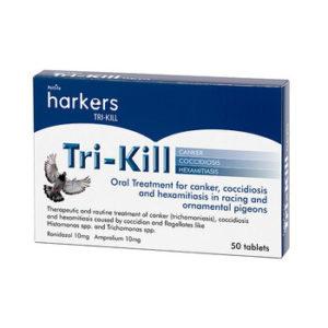 New Harkers Tri-Kill