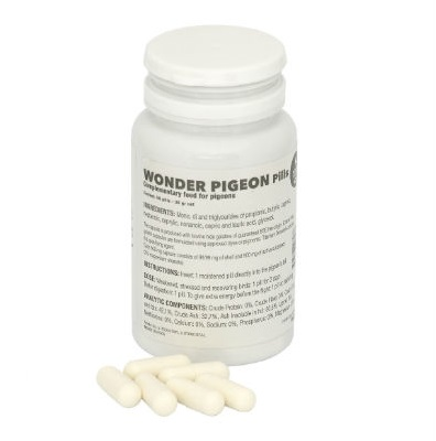 New Wonder Pigeon Pills